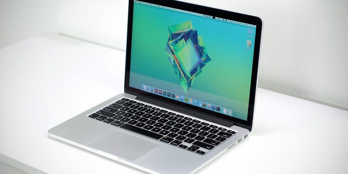 13 inç MacBook Pro Batarya Değiştirme Programı 2018
